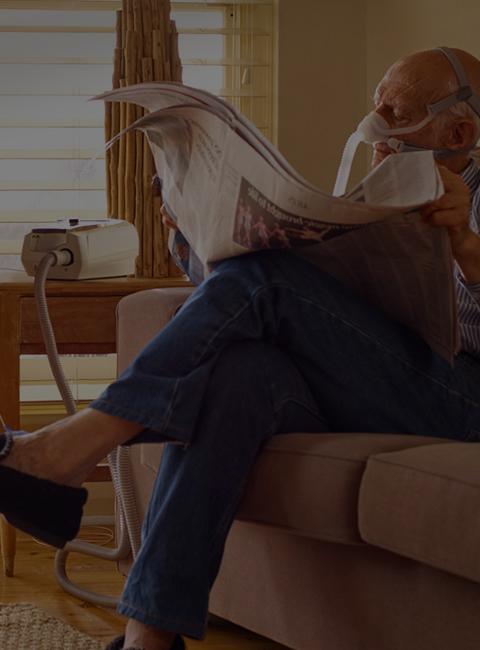 ResMed-COPD-patient-ventilation-noninvasive-home-mobile