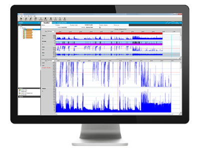 ResScan patient therapy management software ResMed